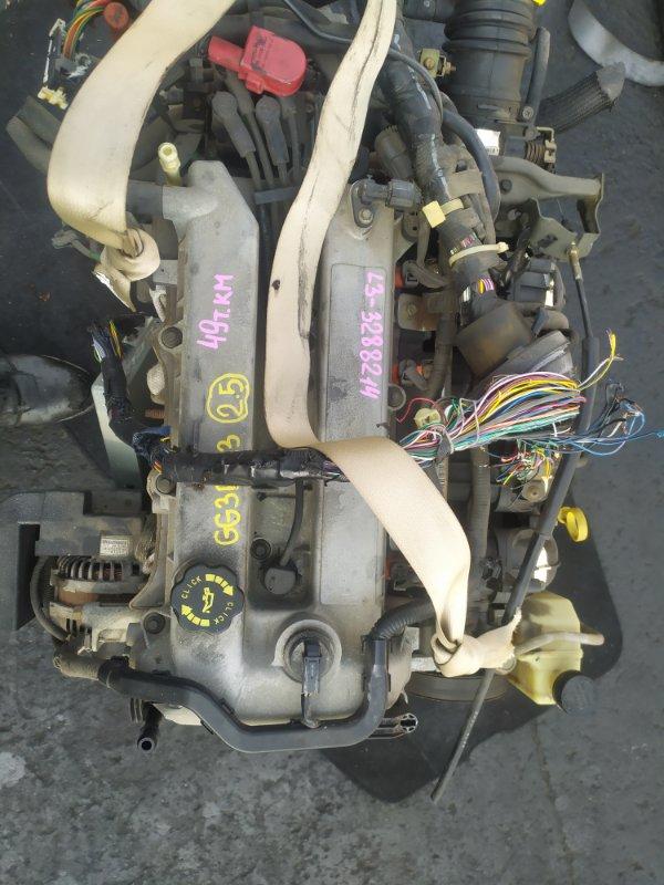 Двигатель Mazda Atenza GG3P L3VE (б/у)