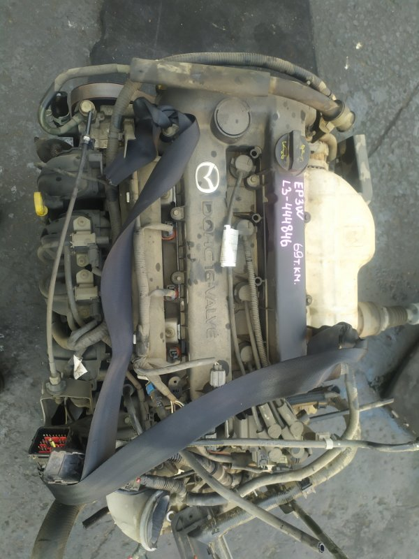 Двигатель Mazda Tribute EP3W L3 (б/у)