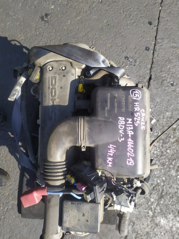 Двигатель Chevrolet Cruze HR52S M13A (б/у)