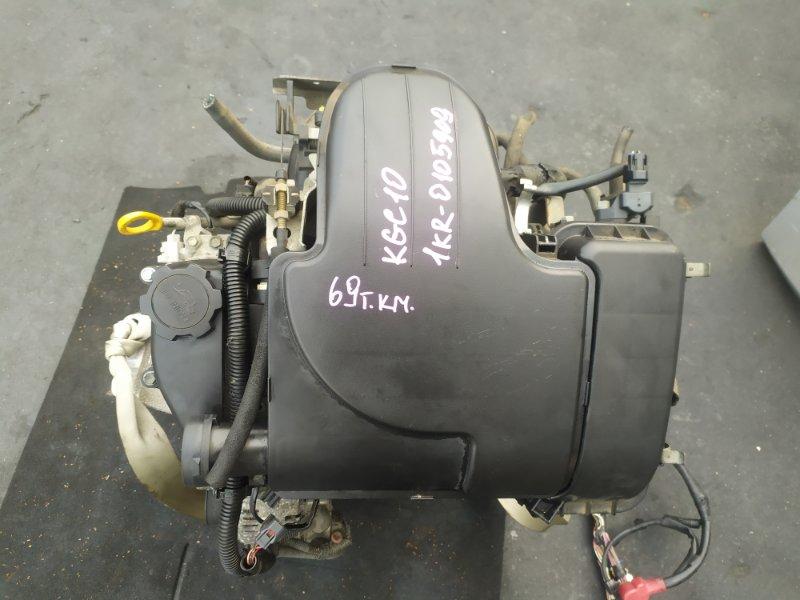 Двигатель Toyota Passo KGC10 1KRFE (б/у)