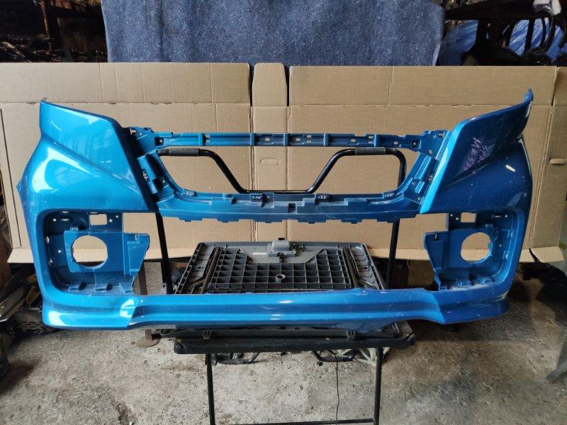 Бампер Suzuki Spacia MK53S передний (б/у)
