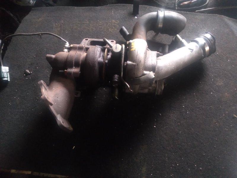 Турбина Nissan Cima HF50 VQ30DET (б/у)