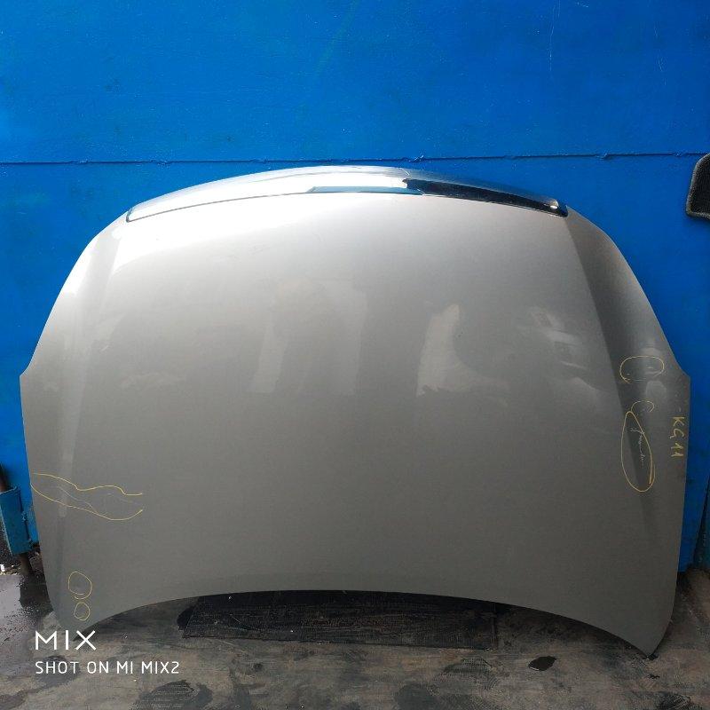 Капот Nissan Bluebird Sylphy KG11 (б/у)