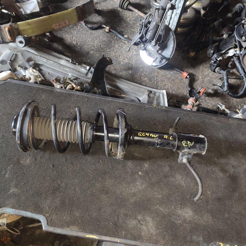 Стойка Suzuki Cultus GC41W J18A задняя левая (б/у)