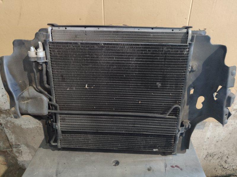 Радиатор охлаждения Jeep Cherokee KJ EKG (б/у)