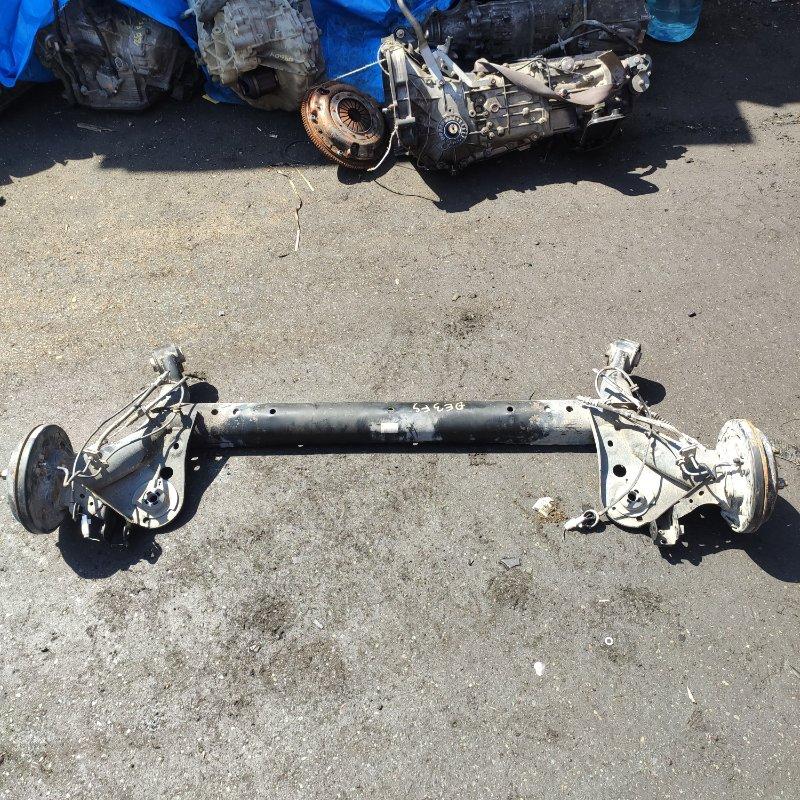 Балка со ступицами Mazda Demio DE3FS (б/у)