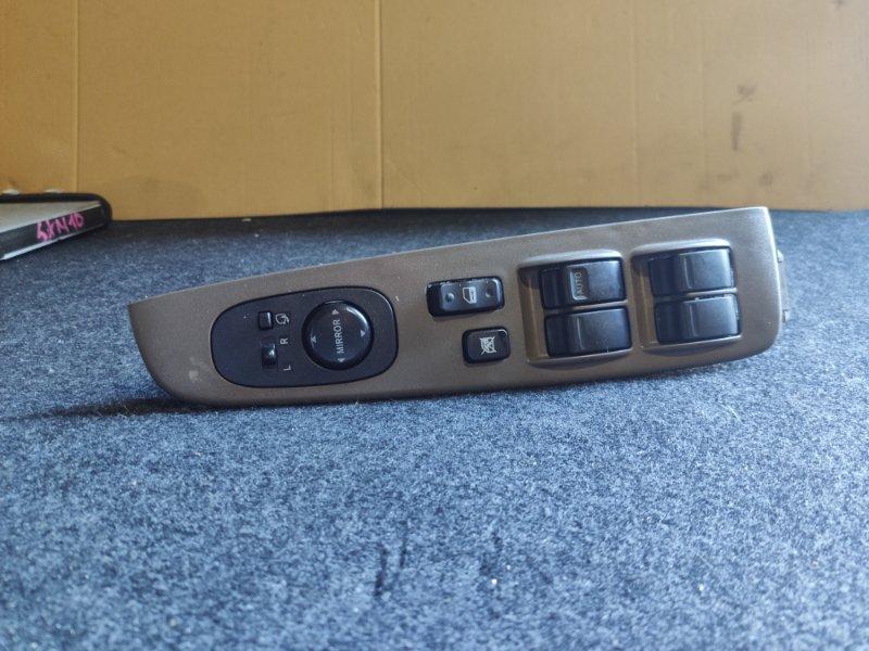Блок управления стеклами Toyota Vista SV40 передний правый (б/у)