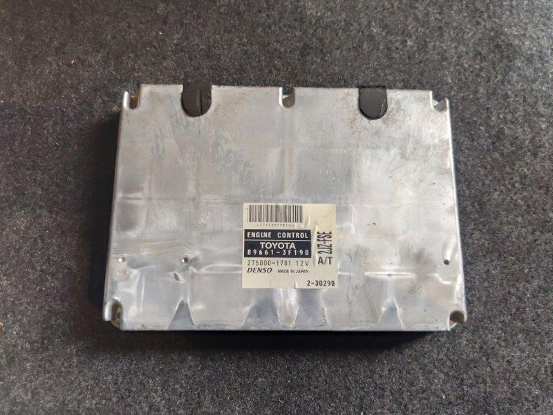 Блок efi Toyota Crown JZS175 2JZFSE (б/у)