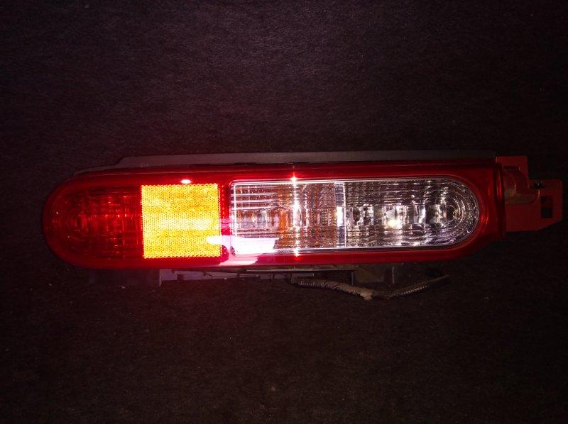 Стоп-сигнал Nissan Cube Z12 задний левый (б/у)