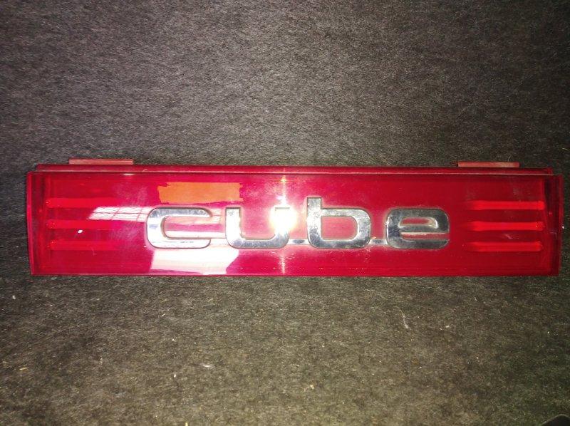 Стоп-планка Nissan Cube Z12 (б/у)