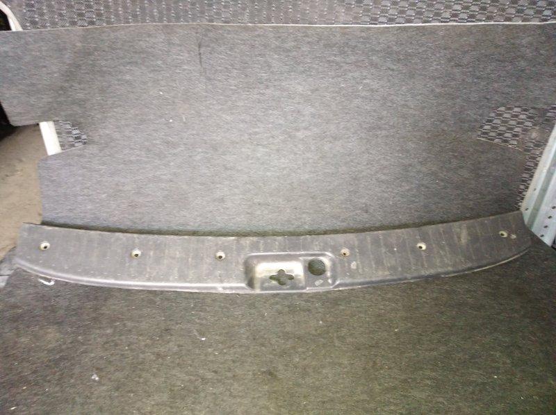 Пластик замка багажника Toyota Probox NCP51 (б/у)
