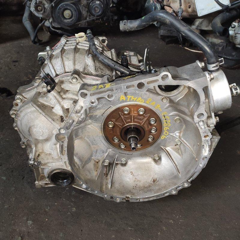 Акпп Toyota Alphard ANH20 2AZFE (б/у)