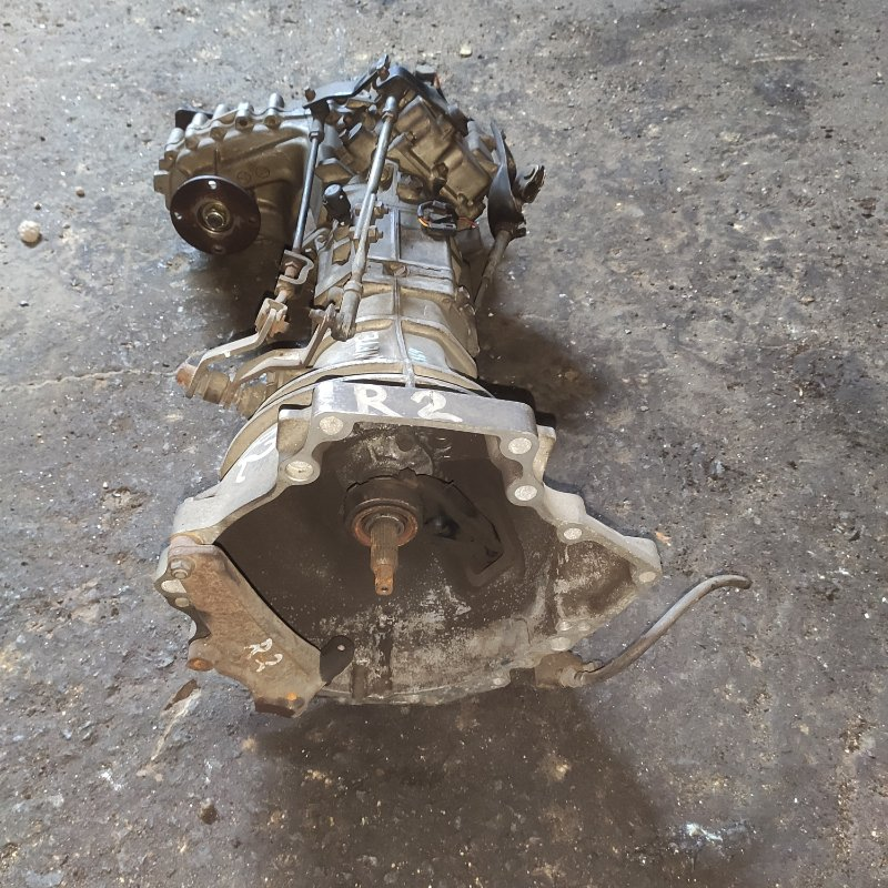 Мкпп Nissan Vanette SK22MN R2 (б/у)