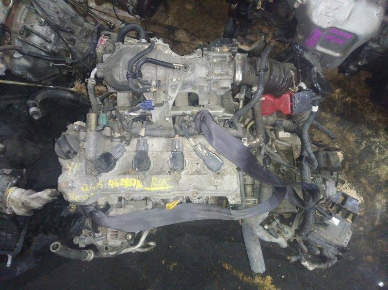 Двигатель Nissan Wingroad WFY11 QG15 (б/у)