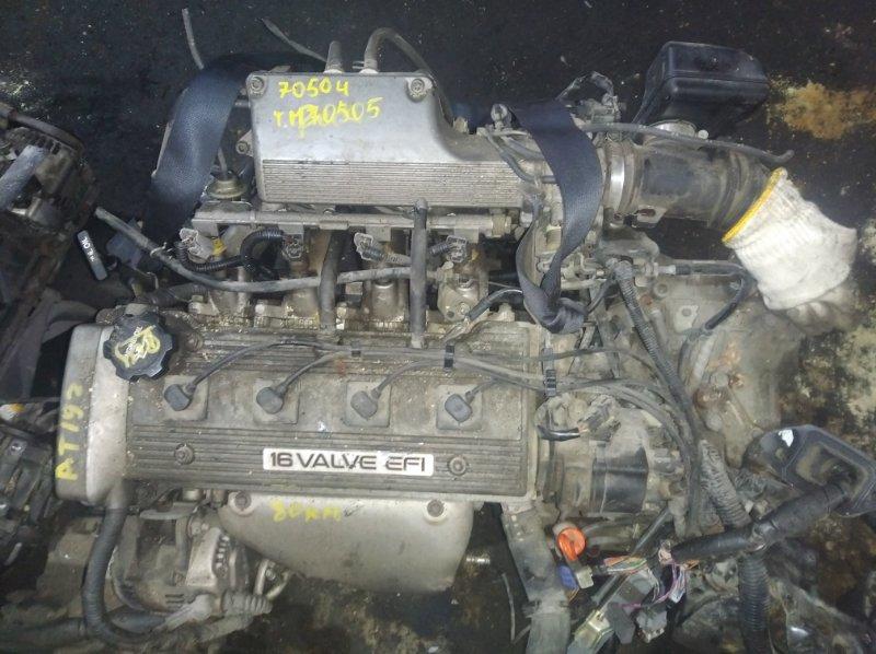 Двигатель Toyota Carina AT192 5A (б/у)