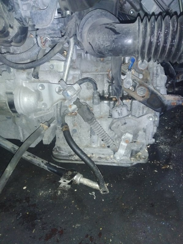 Акпп Toyota Porte NNP10 2NZ (б/у)
