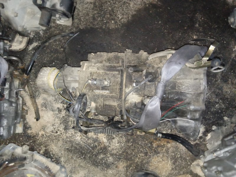 Акпп Mitsubishi Pajero Mini H56A 4A30 (б/у)