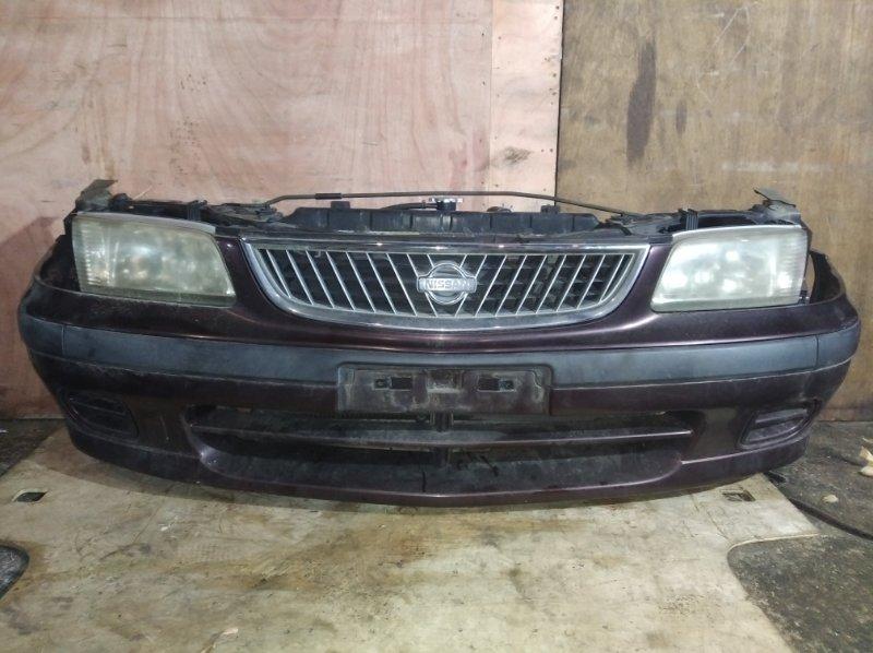 Nose cut Nissan Sunny FNB15 QG15 (б/у)