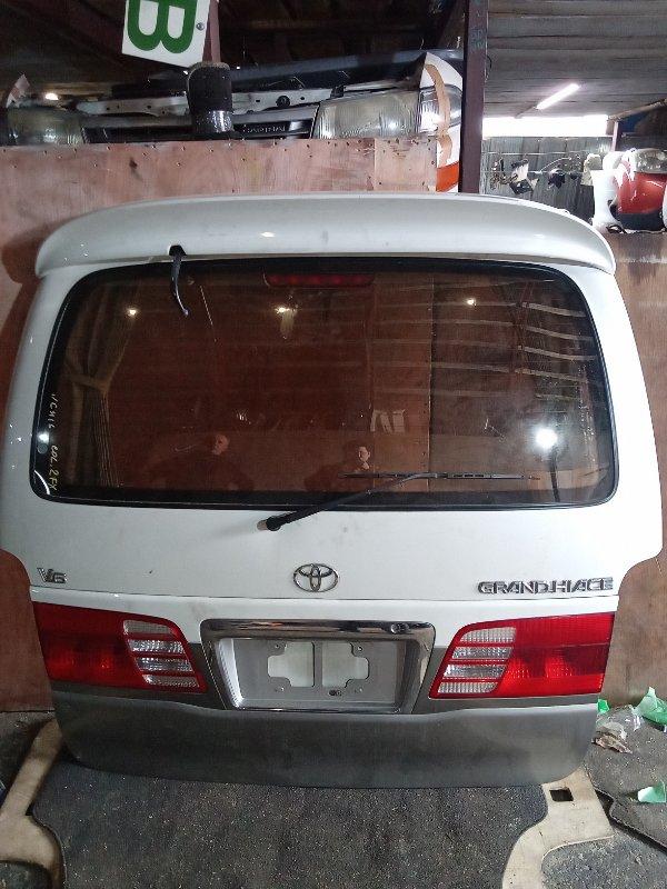 Дверь 5-я Toyota Grand Hiace VCH16 задняя (б/у)