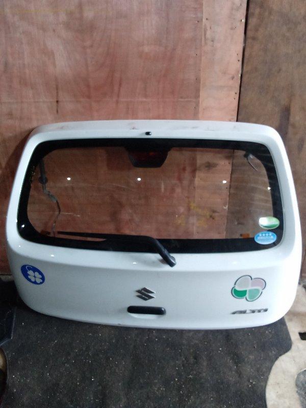 Дверь 5-я Suzuki Alto HA36S (б/у)