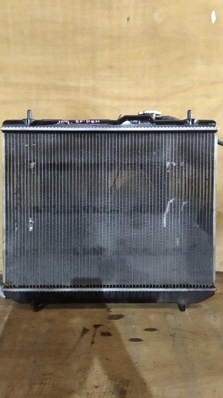 Радиатор охлаждения Daihatsu Terios Kid J111G EF (б/у)