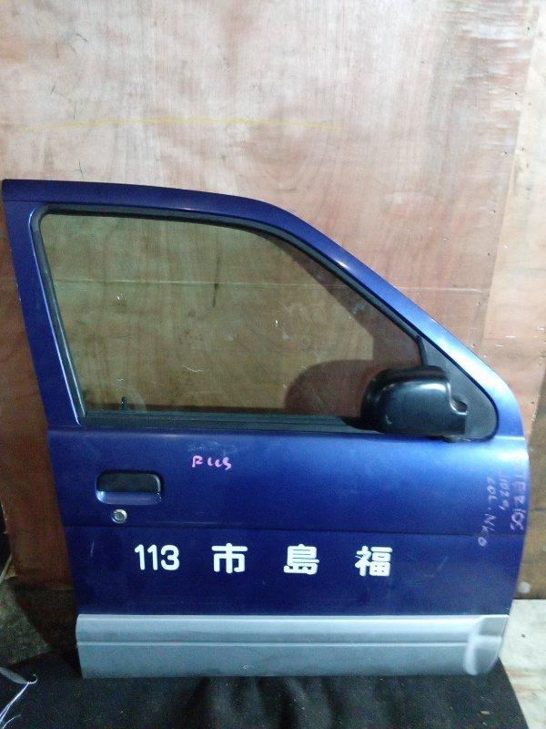 Дверь Daihatsu Terios J102G передняя правая (б/у)