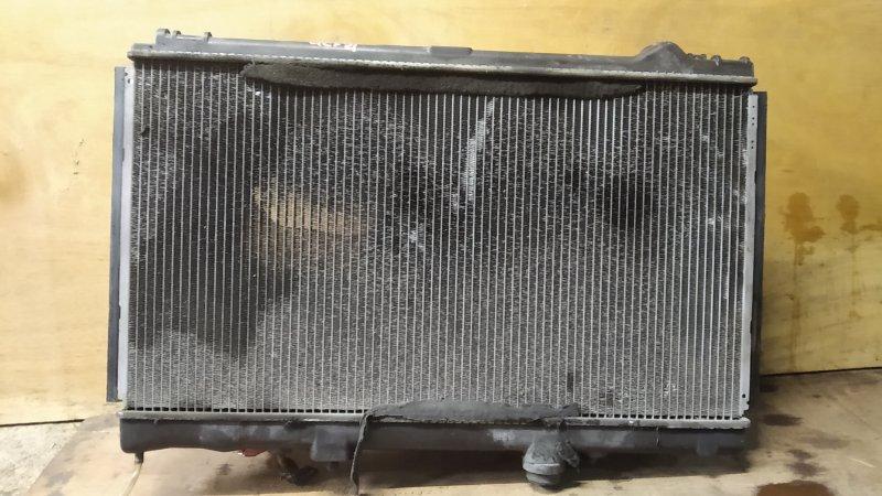 Радиатор охлаждения Toyota Celsior UCF21 1UZ (б/у)