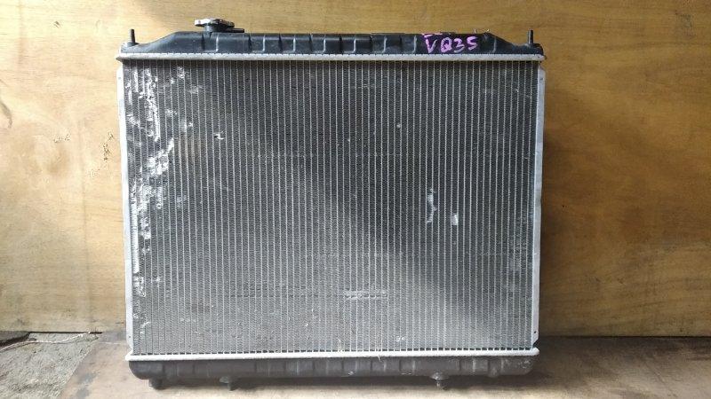 Радиатор охлаждения Nissan Elgrand E51 VQ35 (б/у)