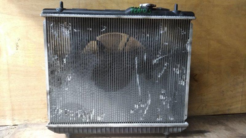 Радиатор охлаждения Daihatsu Terios Kid J131G EF (б/у)