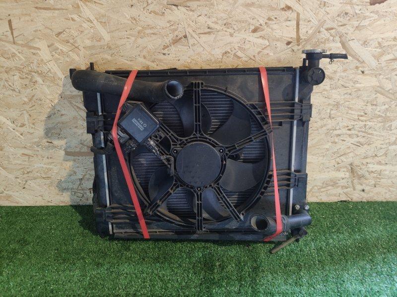 Радиатор охлаждения Nissan Lafesta B30 MR20 (б/у)