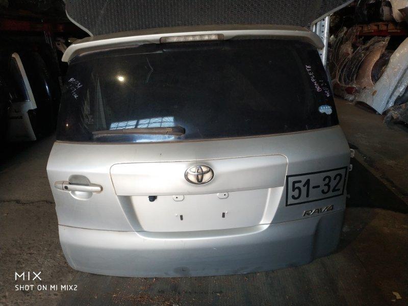 Дверь 5-я Toyota Rav4 ACA31 (б/у)