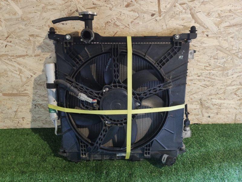 Радиатор Nissan Note E12 HR12 (б/у)