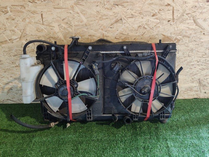 Радиатор Honda Airwave GJ1 L15A (б/у)