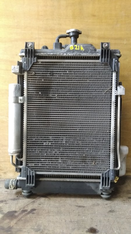 Радиатор охлаждения Nissan Dayz Roox B21A 3B20 (б/у)