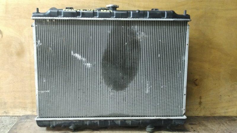 Радиатор охлаждения Nissan Presage U30 KA24 (б/у)