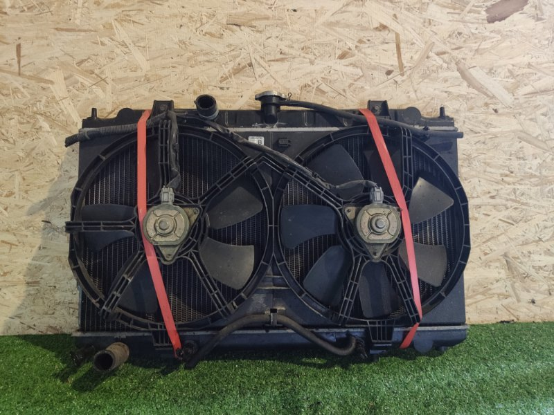 Радиатор Nissan Sunny FB15 (б/у)