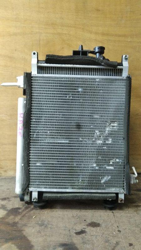 Радиатор охлаждения Suzuki Alto HA36S R06A (б/у)