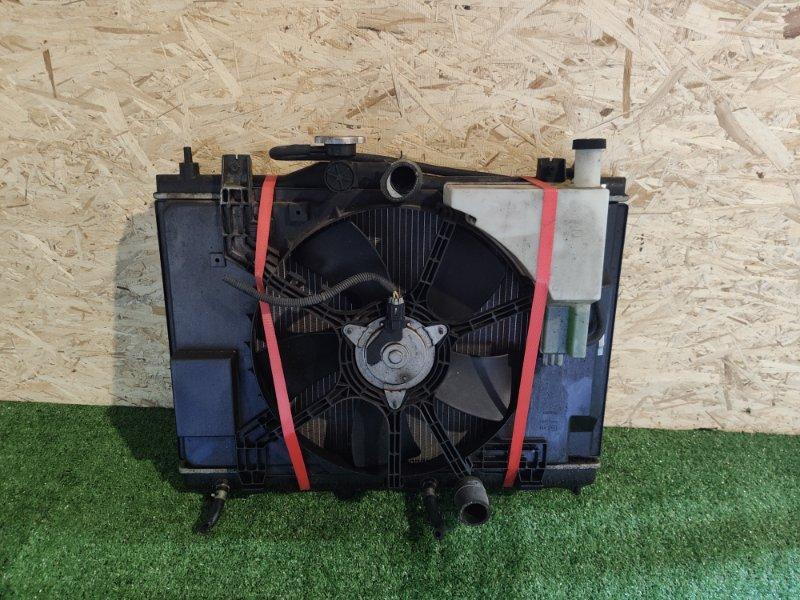 Радиатор Nissan Tiida C11 (б/у)