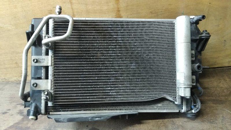 Радиатор охлаждения Daihatsu Hijet S510P KF (б/у)
