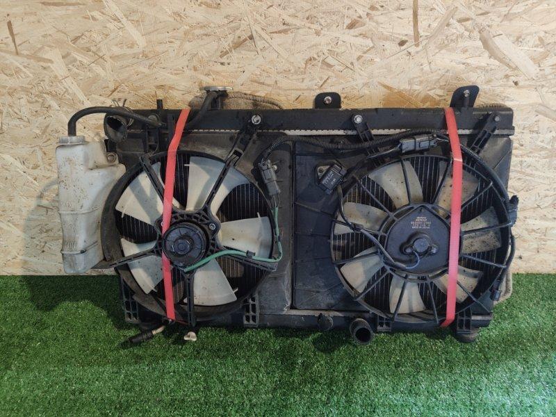 Радиатор Honda Airwave GJ2 L15A (б/у)