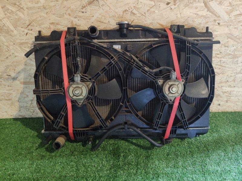 Радиатор Nissan Ad Y11 QG13 (б/у)