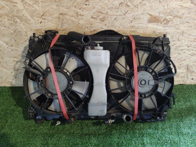 Радиатор Honda Fit GE6 (б/у)