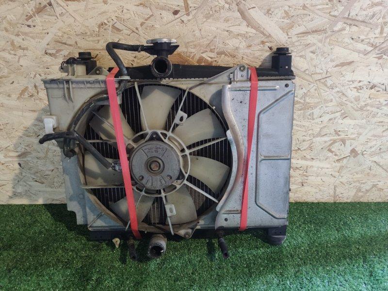 Радиатор Toyota Vitz SCP10 1SZ (б/у)