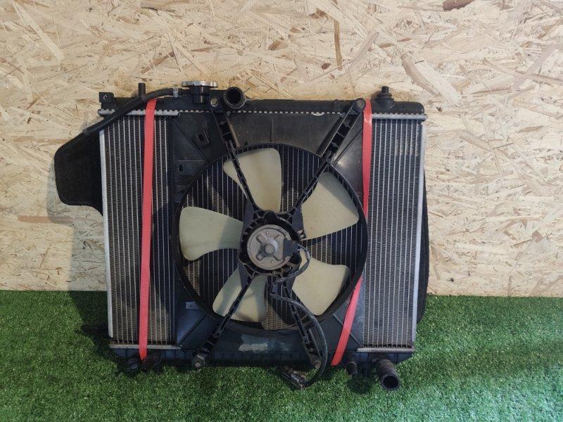 Радиатор Daihatsu Terios J111G (б/у)