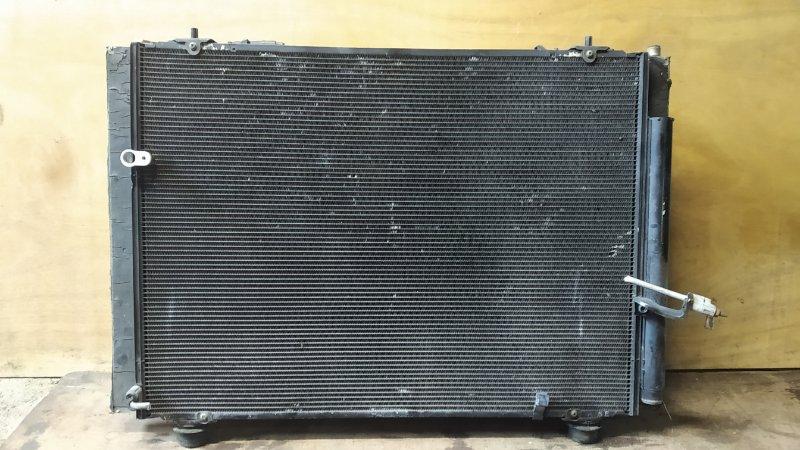 Радиатор охлаждения Toyota Alphard ANH10 2AZ (б/у)