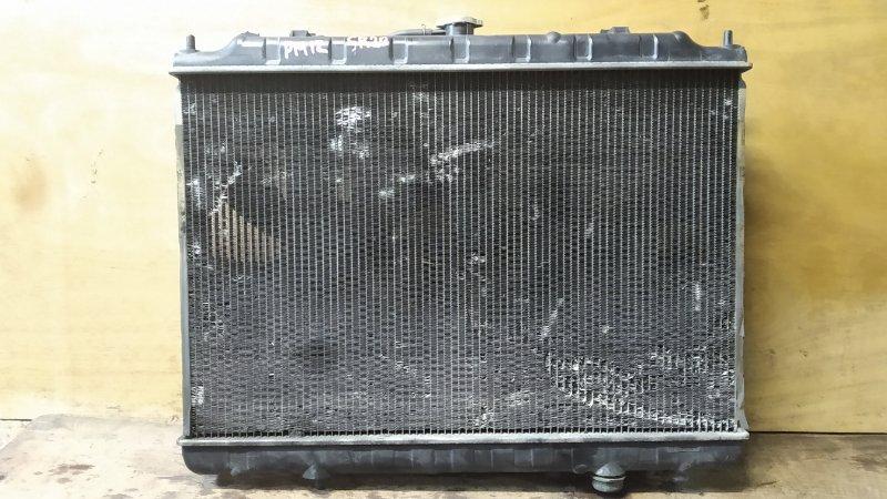 Радиатор охлаждения Nissan Liberty PM12 SR20 (б/у)