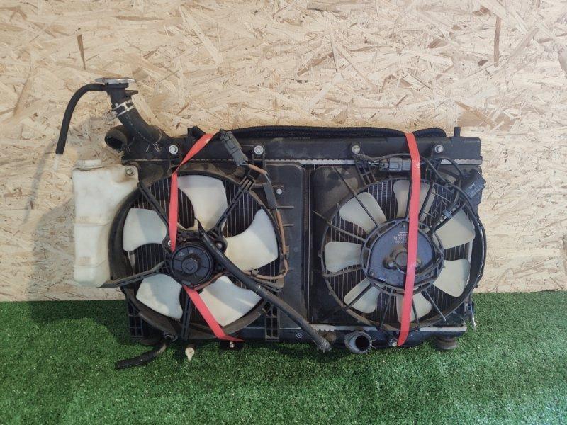 Радиатор Honda Fit GD1 (б/у)