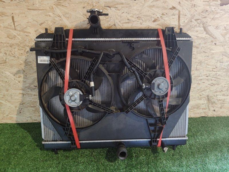 Радиатор Nissan Serena C25 (б/у)