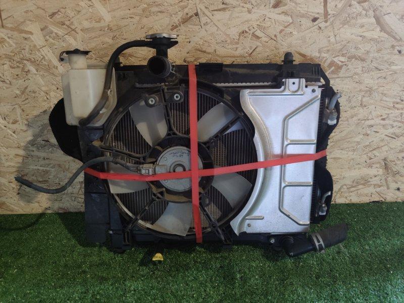 Радиатор Toyota Vitz NCP130 (б/у)