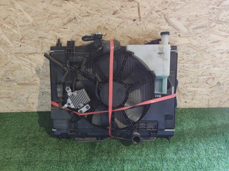 Радиатор Nissan Bluebird Sylphy KG11 MR20 (б/у)